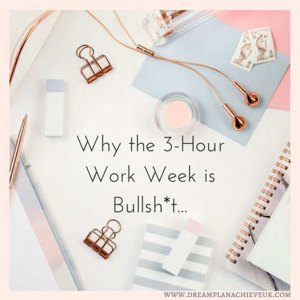 why the 3 hour work week is bullshit
